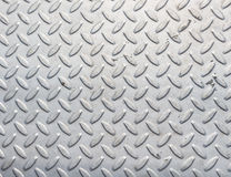 Background texture of steel plate. Royalty Free Stock Photos