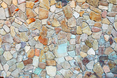 Background texture of stone wall Royalty Free Stock Photos