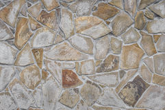 Background texture of stone wall. Decorative pattern Stock Image