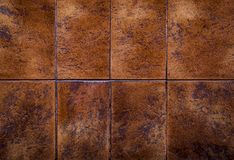 background texture of stoneware tiles stock photo