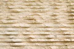 Background and texture of stripe wall Stock Photos