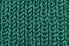 Background texture is a tricate cloth, knitting and loops.  Royalty Free Stock Photos