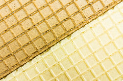 Background texture wafer Stock Photo