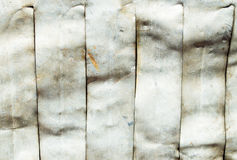 Background texture weathered metal strips Royalty Free Stock Photo