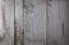 Background texture of weathered paint on wood Royalty Free Stock Image