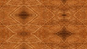 Brown shabby skin. Textured pattern. Background, texture for Web design. Abstract illustration for print media, computer generated. Unique ornament Royalty Free Stock Photo