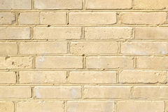 Background texture of white brick. Background texture wall of white brick Stock Photos