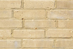 Background texture of white brick. Background texture wall of white brick Stock Image