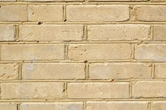 Background texture of white brick. Background texture wall of white brick Stock Photography