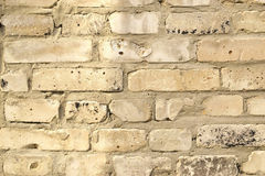 Background texture of white brick. Background texture wall of white brick Stock Photo