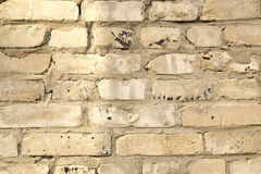 Background texture of white brick. Background texture wall of white brick Royalty Free Stock Image