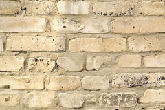 Background texture of white brick. Background texture wall of white brick Royalty Free Stock Photos