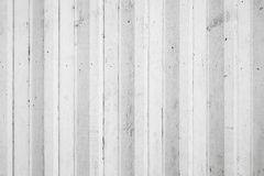 Background texture, white relief wooden wall Royalty Free Stock Photography