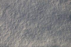 Background, texture of white snow royalty free stock photo