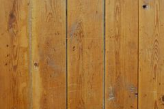 Background Texture: Wood Royalty Free Stock Images