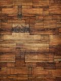 Wood Block Texture Background. Background texture of wood blocks Royalty Free Stock Photo