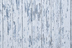 Background, texture wooden boards, white color on the whole frame. Horizontal frame Royalty Free Stock Images