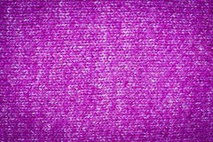 Background Texture Of Woolen Cloth Of Purple Color Stock Image