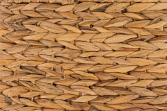 Background texture of a woven mat Royalty Free Stock Images