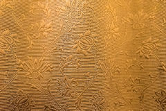 Background of a textured curtain Stock Images