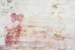 Background textured old wood splat have scratch. Paint off Royalty Free Stock Photo