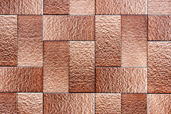 Background of textured tiles Stock Photos