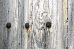 Background with textures on old wood Royalty Free Stock Photography