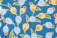 Background of Thai style fabric. Stock Images