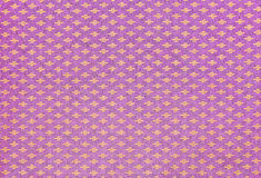 Background of Thai style fabric pattern Royalty Free Stock Photography