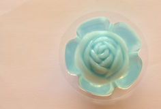 Background Thai Sweetmeat pudding, Khanom Chan Royalty Free Stock Images