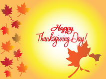 Background for Thanksgiving Stock Photo