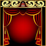 Background with theatrical Stock Photos