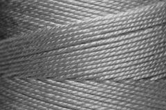 Background thread. Macro texture thread Royalty Free Stock Photo