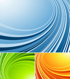 Background in three colors Royalty Free Stock Images