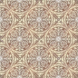Background with tile. In Gothic style stock illustration