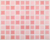 Background tiles mosaic bathroom Stock Photo