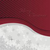 Background to celebration. To Christmas and New Year Royalty Free Stock Photography