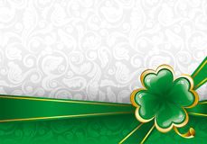 Background to St. Patrick's Day Royalty Free Stock Photo