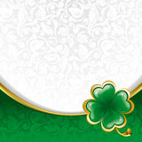Background to St. Patrick's Day Stock Image