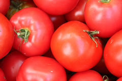 Background of tomato. Close-up Stock Photography