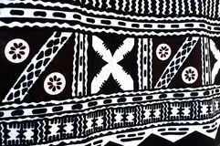 Background of traditional Pacific Island tapa cloth. A barkcloth made primarily in Tonga, Samoa and Fiji royalty free stock image