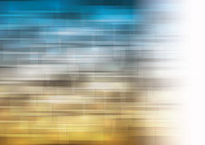 Background with transparent highlighted squares Royalty Free Stock Image