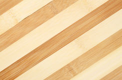 Background of treated wood Royalty Free Stock Photos