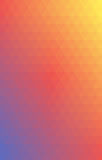Background Triangle Vector Gradient Summer Evening Royalty Free Stock Images