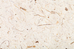 Background from tructure of hand made paper Stock Photography