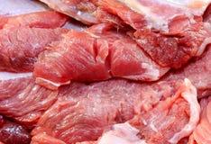 Background turkey meat Stock Image