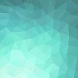 Background of turquoise rhombus Royalty Free Stock Photo