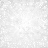 Background. Twinkling background with stars  - vector illustration Stock Images