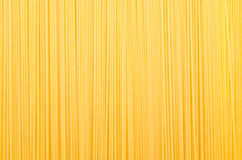 Background of uncooked spaghetti Stock Images