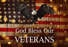 United States Flag. Veterans Day Concept. Background with united States Flag. Veterans Day Concept Stock Photography